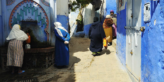 Chefchaouen: un loc magic - Poza 14