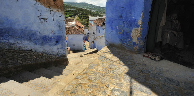 Chefchaouen: un loc magic - Poza 15