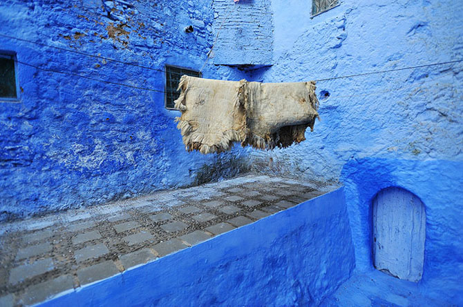 Chefchaouen: un loc magic - Poza 4