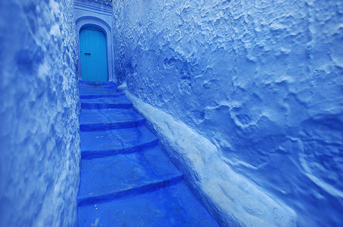 Chefchaouen: un loc magic - Poza 7
