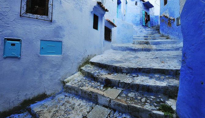 Chefchaouen: un loc magic - Poza 9