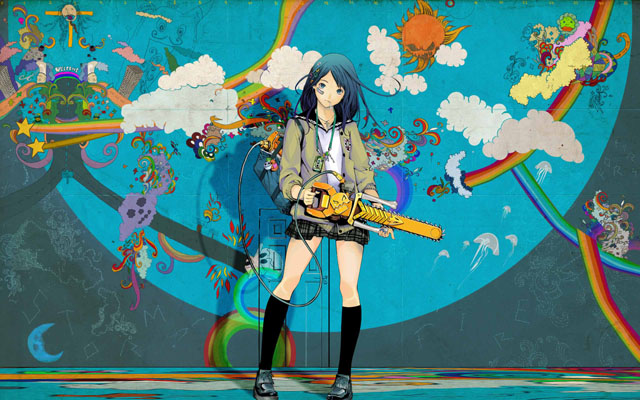 35 de wallpapere superbe: Anime - Poza 18