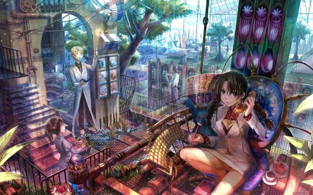 35 de wallpapere superbe: Anime - Poza 8