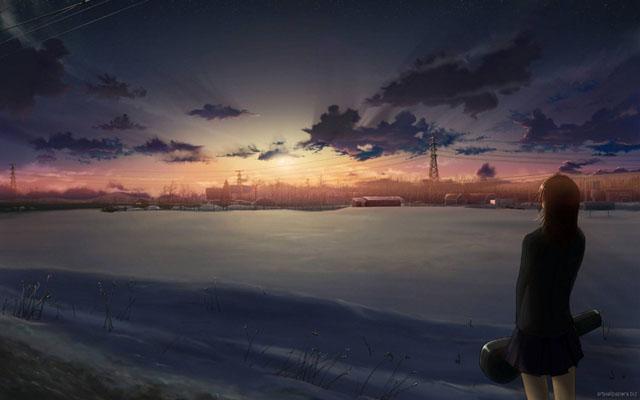 35 de wallpapere superbe: Anime - Poza 9