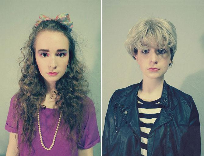 O adolescenta de 16 ani si moda unui secol - Poza 7
