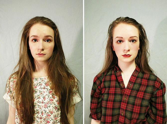 O adolescenta de 16 ani si moda unui secol - Poza 8