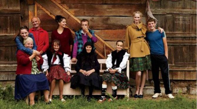 Moda maramureseana a inspirat noua colectie Anthropologie