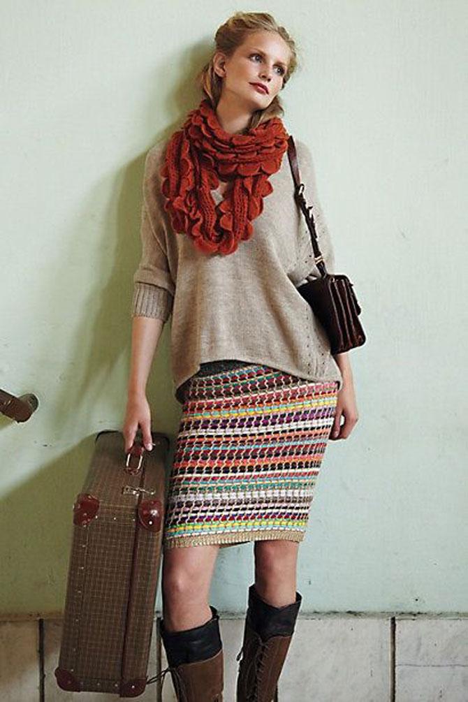 Moda maramureseana in noua colectie Anthropologie - Poza 15