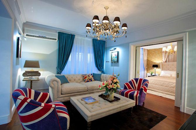 Marea Britanie intr-un apartament rusesc - Poza 1