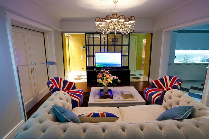 Marea Britanie intr-un apartament rusesc - Poza 2