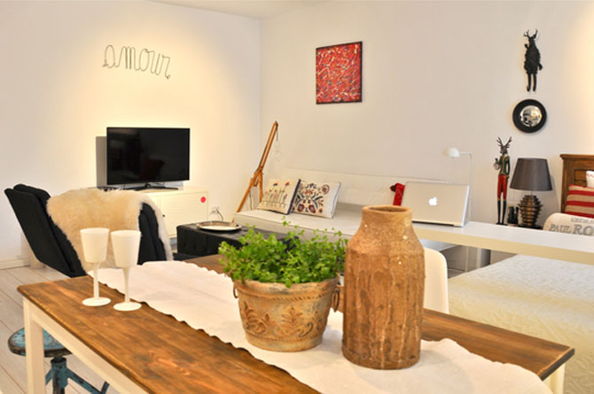 Bucuresti: Apartament de 38 mp in stil suedez - Poza 5