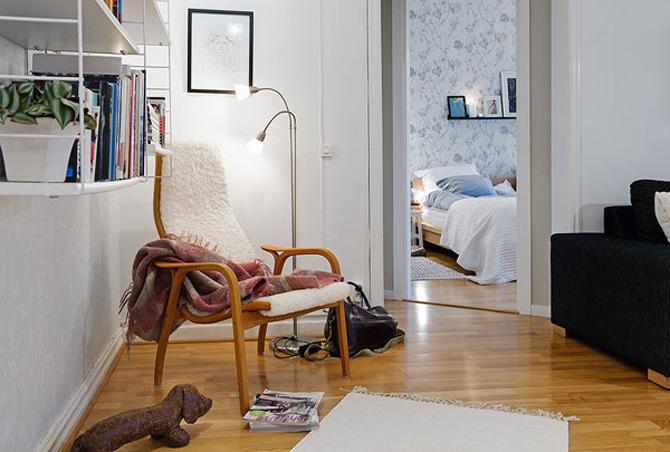 56 mp in alb, in gri, in Suedia - Poza 3