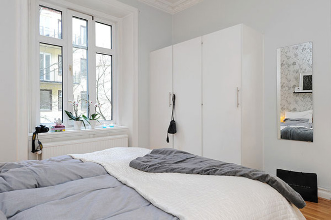 56 mp in alb, in gri, in Suedia - Poza 16