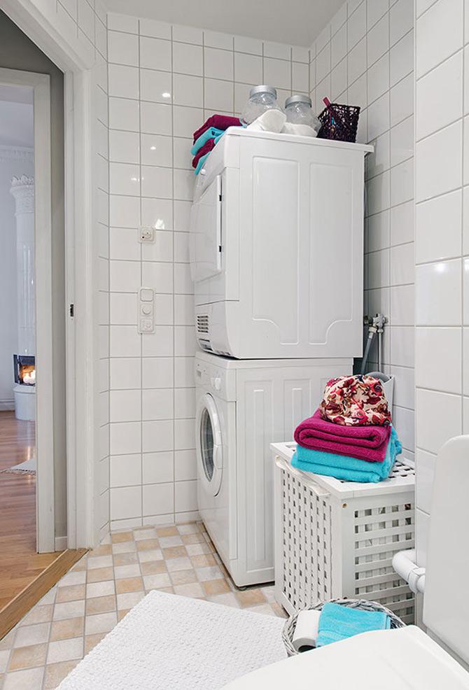 56 mp in alb, in gri, in Suedia - Poza 17