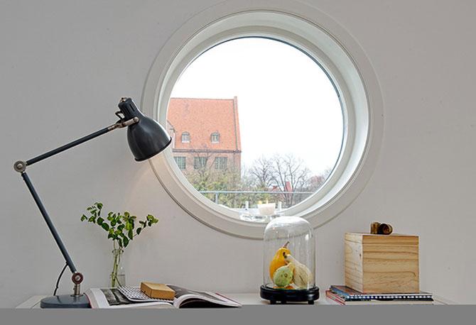 59 mp de eleganta simpla in Suedia - Poza 9