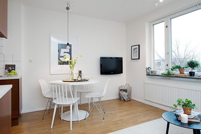 Apartament mic, shabby chic, la Gothenburg - Poza 2