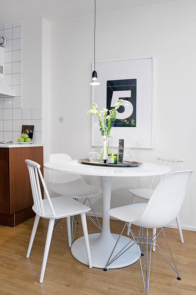 Apartament mic, shabby chic, la Gothenburg - Poza 6