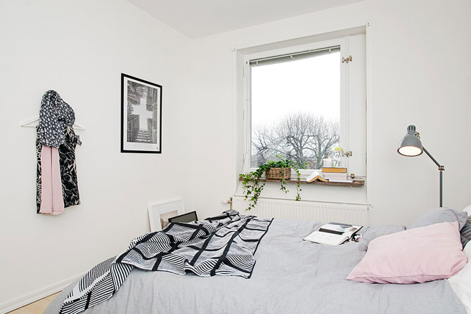 Apartament mic, shabby chic, la Gothenburg - Poza 9