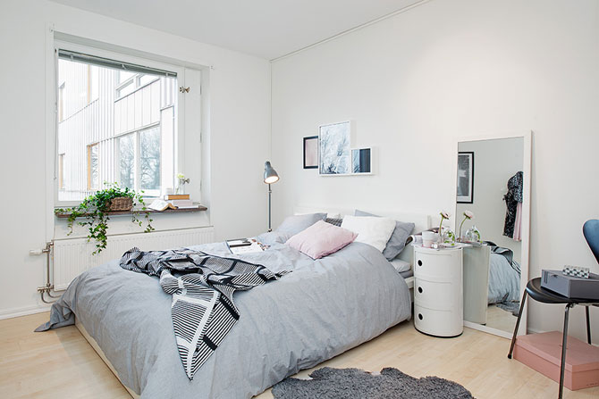 Apartament mic, shabby chic, la Gothenburg - Poza 10