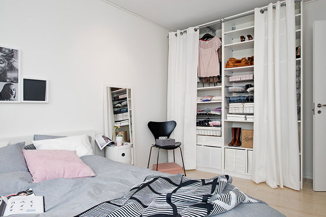 Apartament mic, shabby chic, la Gothenburg - Poza 11