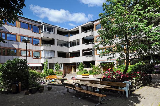 Apartament mic, shabby chic, la Gothenburg - Poza 13