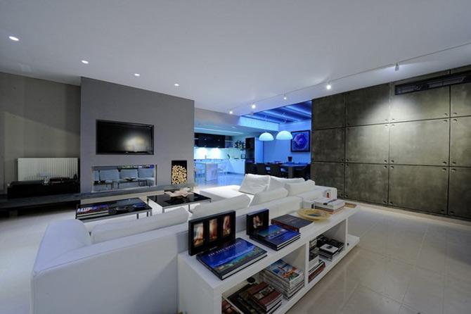 Ultra-modern industrial in tara zeilor - Poza 11