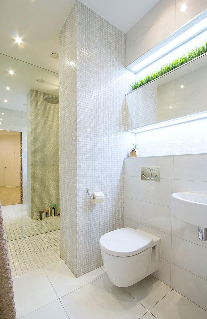 Apartament luminat elegant cu LED-uri la Sankt Petersburg - Poza 10