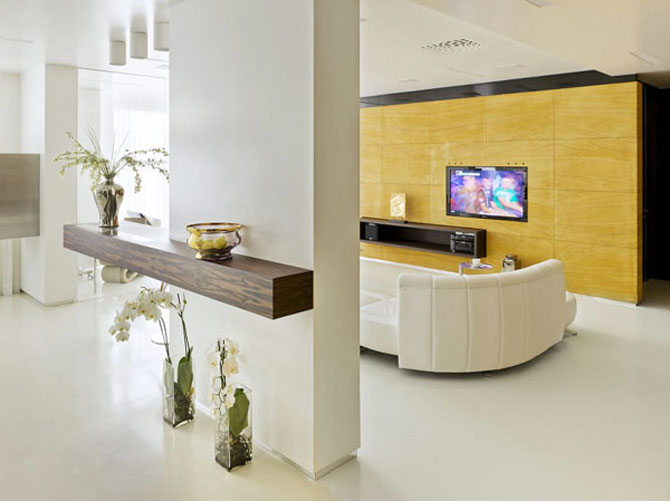 Apartamentul de Triumf in stil moscovit-minimalist - Poza 1
