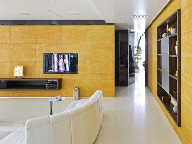 Apartamentul de Triumf in stil moscovit-minimalist - Poza 5