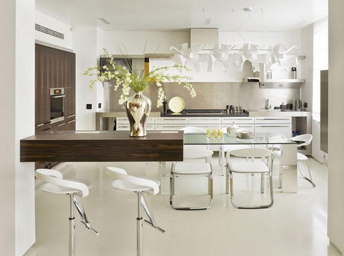 Apartamentul de Triumf in stil moscovit-minimalist - Poza 7
