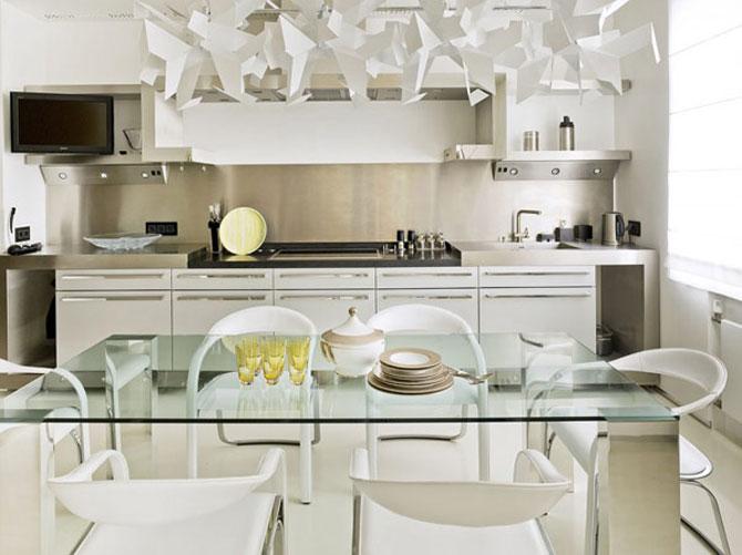 Apartamentul de Triumf in stil moscovit-minimalist - Poza 8