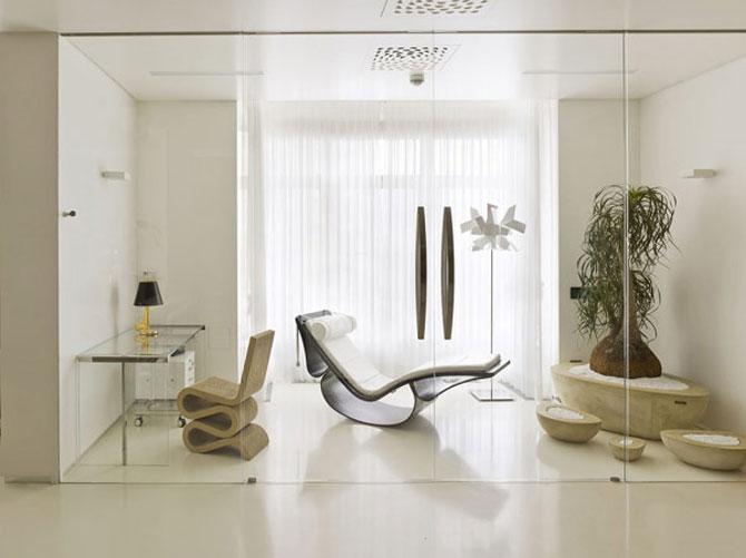 Apartamentul de Triumf in stil moscovit-minimalist - Poza 9