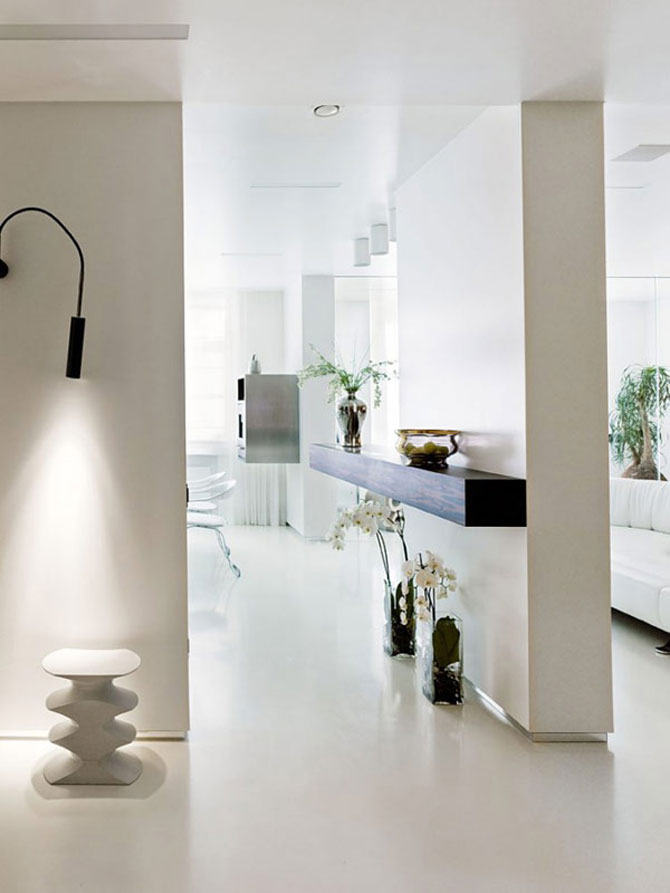 Apartamentul de Triumf in stil moscovit-minimalist - Poza 11
