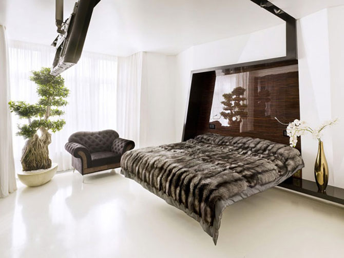 Apartamentul de Triumf in stil moscovit-minimalist - Poza 12