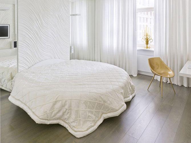Apartamentul de Triumf in stil moscovit-minimalist - Poza 13