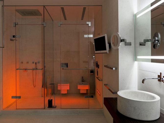 Apartamentul de Triumf in stil moscovit-minimalist - Poza 15