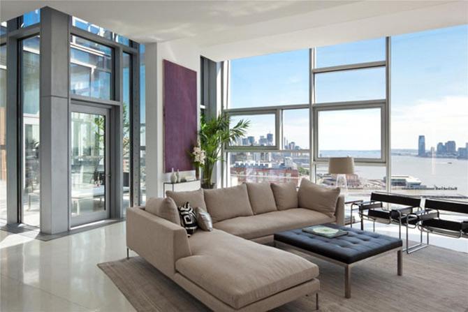 Penthouse cu vedere de 360 de grade in Manhattan - Poza 1