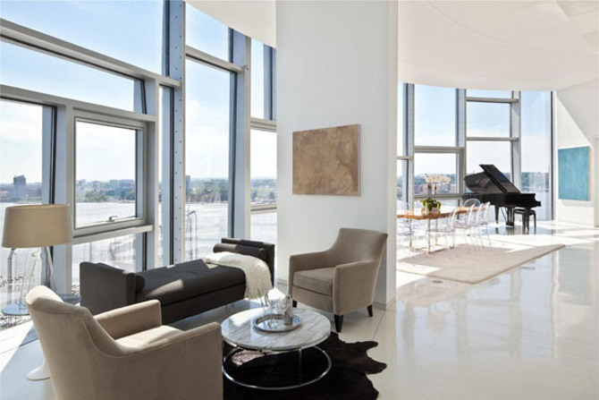 Penthouse cu vedere de 360 de grade in Manhattan - Poza 2