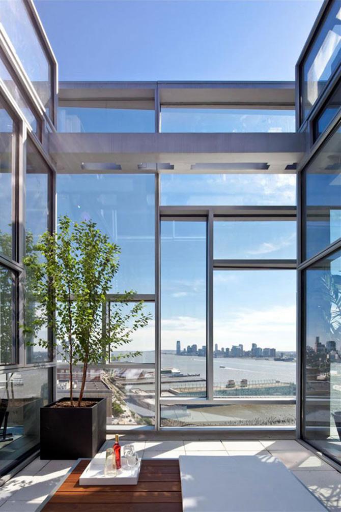 Penthouse cu vedere de 360 de grade in Manhattan - Poza 8