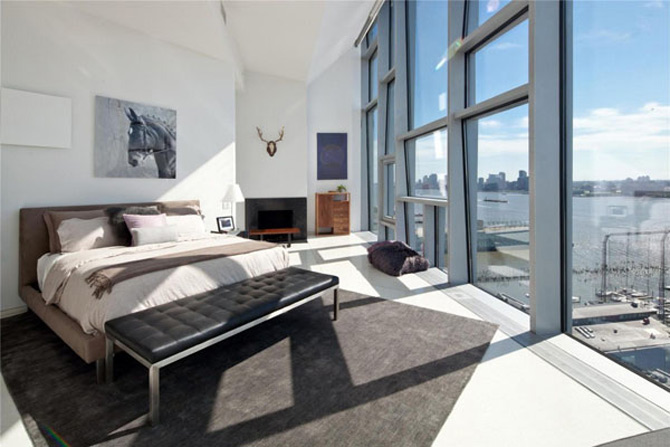 Penthouse cu vedere de 360 de grade in Manhattan