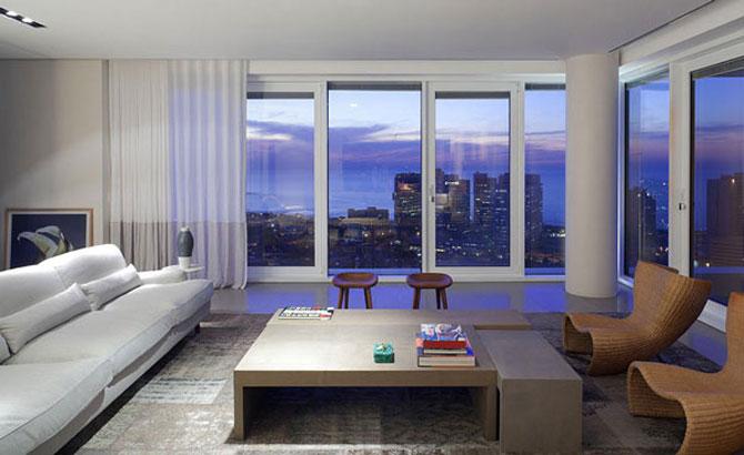Apartament Tel Aviv Charles Zana