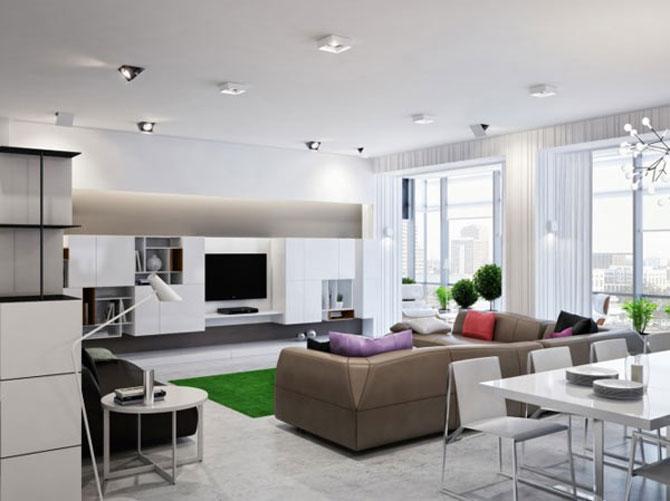 Apartamentul in care creste o padure, de Azovskiy Pahomova - Poza 2