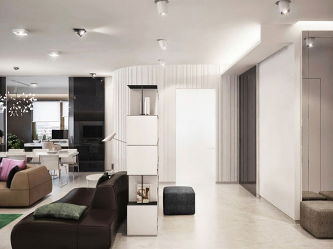 Apartamentul in care creste o padure, de Azovskiy Pahomova - Poza 3