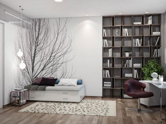 Apartamentul in care creste o padure, de Azovskiy Pahomova - Poza 10