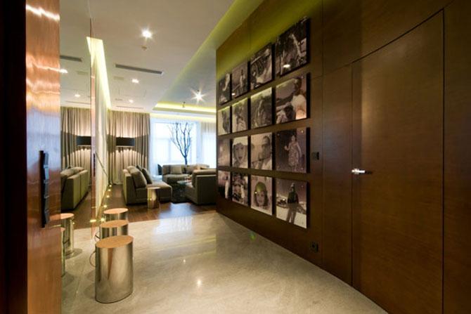 Apartamentul cu pereti cu personalitate, la Varsovia - Poza 6