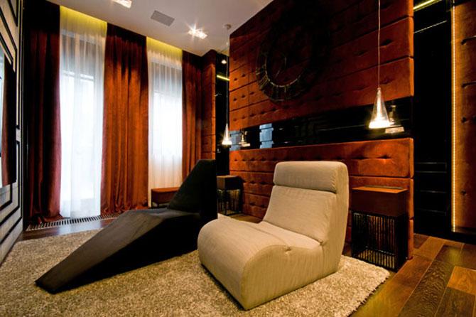 Apartamentul cu pereti cu personalitate, la Varsovia - Poza 8