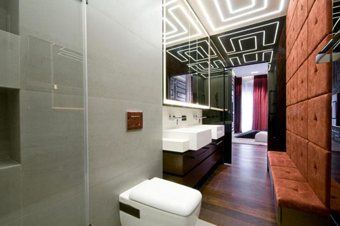 Apartamentul cu pereti cu personalitate, la Varsovia - Poza 15