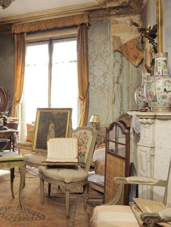Lux la Paris - Apartamentul abandonat timp de 70 de ani - Poza 3
