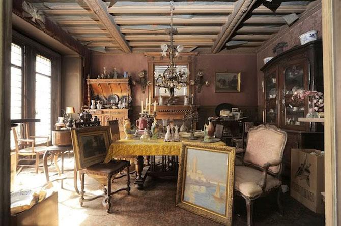 Lux la Paris - Apartamentul abandonat timp de 70 de ani - Poza 4