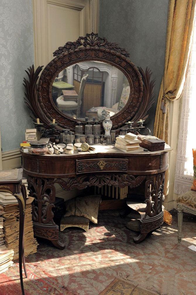 Lux la Paris - Apartamentul abandonat timp de 70 de ani - Poza 5